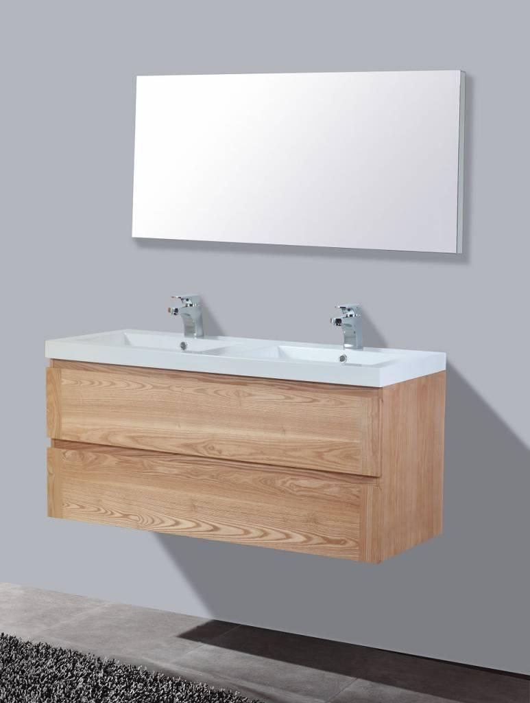 badmeubel trend wood 120cm | megadump tiel - megadump tiel, Badkamer