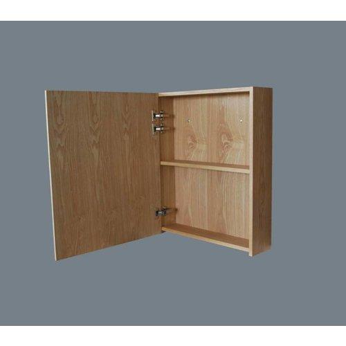 Aqua Royal Spiegelkast Wood 60 Cm