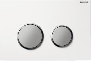 Drukpaneel Sigma 20 Wit/Mat/Wit Voor De Up 300/320/700/720