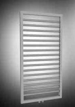 Aqua Royal Radiator Bornova 170X60 cm - 170 X 60 cm Wit 960 Watt
