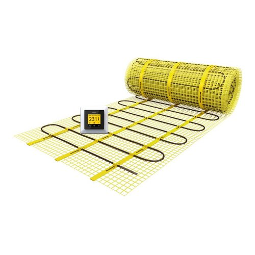 Elektrische Vloerverwarming 1,5 M²