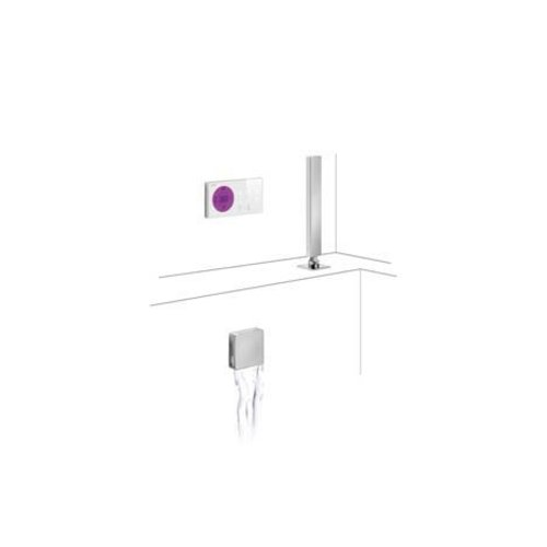Elektronische Badthermostaat Set Type 3