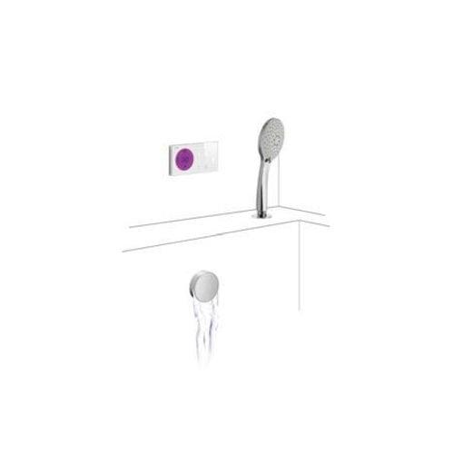 Tres Elektronische Badthermostaat Set Type 6