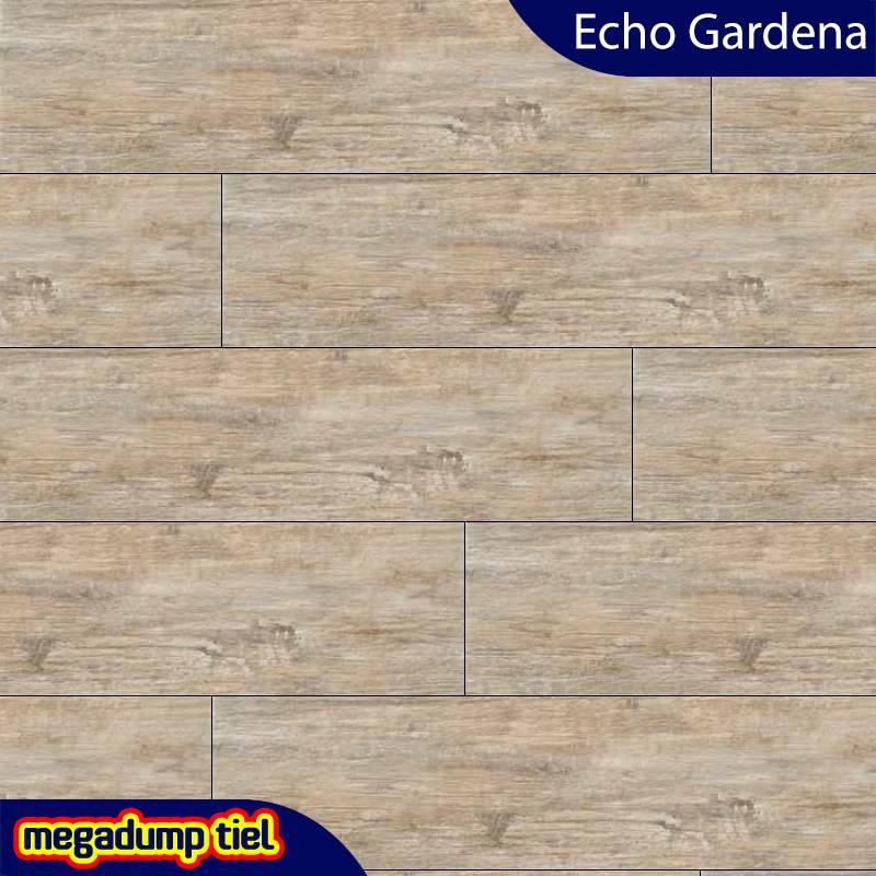 Houtlook Vloertegel Echo Gardena 24,6X100 Cm P/M�