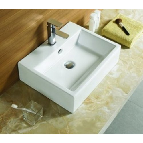 Aqua Royal Keramisch Fontein Straight 53X42X15 Cm