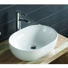 Aqua Royal Keramische Waskom Milano 48X35X14 Cm