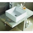 Aqua Royal Keramische Waskom Quatro 38X38X13 Cm