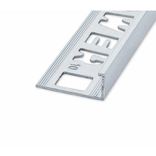 Tegelprofiel Lynox Rechthoekig Mat Zilver