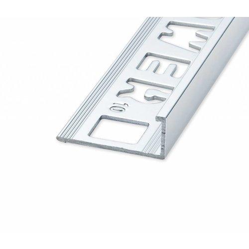 Tegelprofiel Lynox Rechthoekig Glanzend Zilver