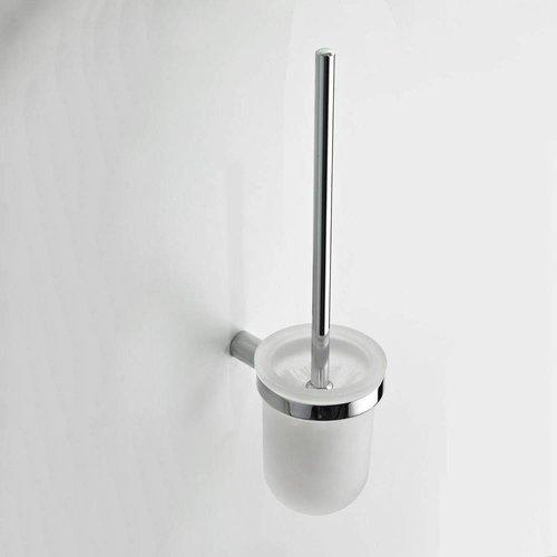 Aqua Splash Ida Toiletborstelhouder Chroom