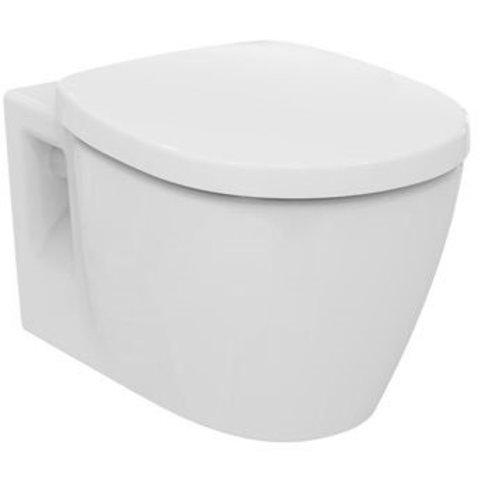 Ideal Standard Connect randloos wandcloset 54 cm wit diepspoel met deksel