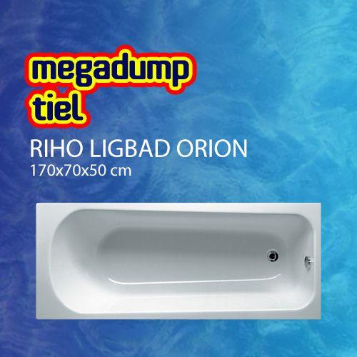 Ligbad Orion 170X70X50 Cm Wit