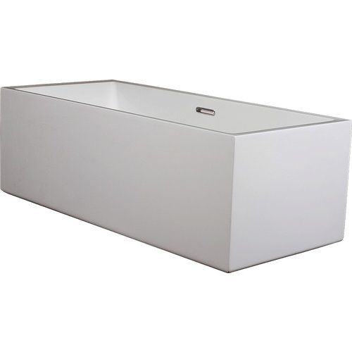 Wavedesign Vrijstaand ligbad Elena 179X80X48 cm wit