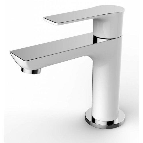 Aqua Splash Casma Toiletkraan Wit Chroom