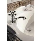 Hotbath Amice Fonteinkraan 001 Chroom