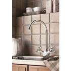 Hotbath Amice Keukenmengkraan Met Draaibare Uitloop 040 Chroom