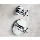 Hotbath Amice Inbouw Thermostaat Met Stopkraan 012 Chroom