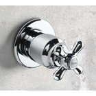 Hotbath Amice Inbouw Stopkraan 010 Chroom