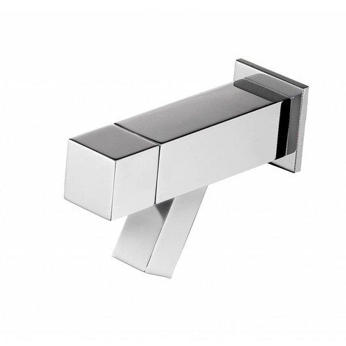Hotbath Dude Fonteinkraan Wandmodel Qw001