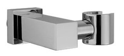 Hotbath Mate Wandsteun Verstelbaar M507 - Chroom