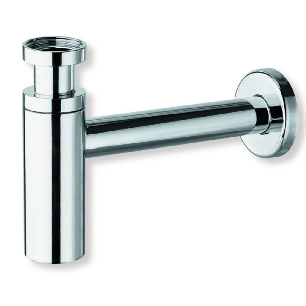 Hotbath Pal Wastafel Sifon Rond P035 - Chroom