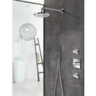 Hotbath Thermostatische Inbouw Douche Set Laddy Met 2 Stopkranen Ibs 2