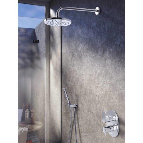 Hotbath Thermostatische Inbouw Douche Set Friendo Met 2-Weg-Stop-Omstel Ibs 5A