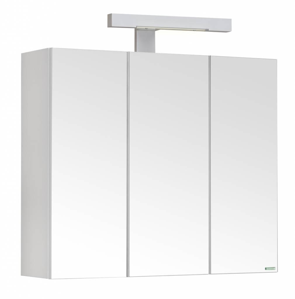 toiletkast piano 60x52x18 cm wit