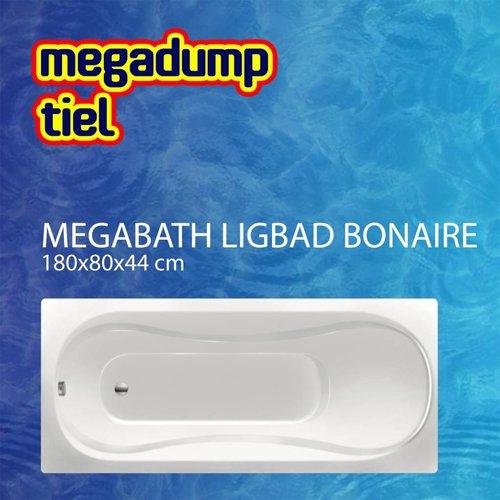 Ligbad Bonaire 180X80X44 Cm