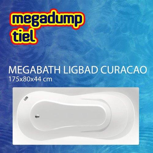 Ligbad Curacao 175X80X44 Cm