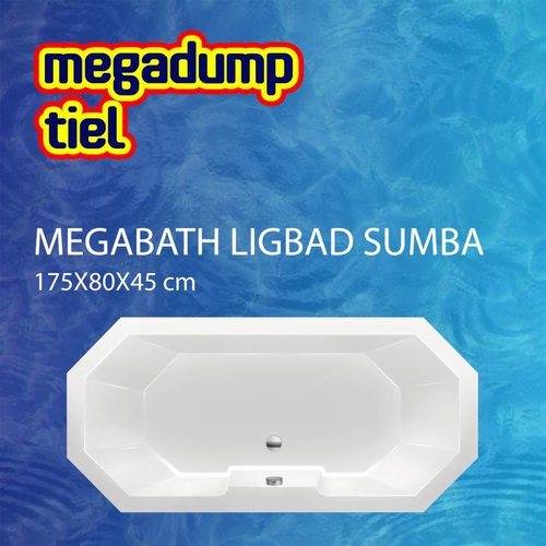 Ligbad Sumba 175X80X45 Cm