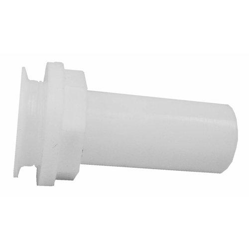 Aqua Splash lekbak afvoerset wit