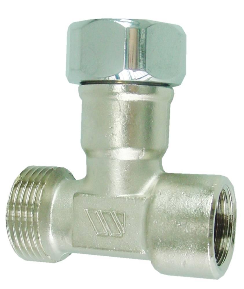 Watts adapter tbv waterslagdemper 1-2bin.x3-4bui