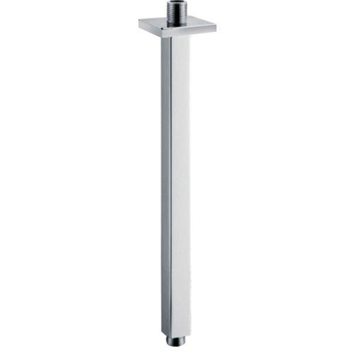 Aqua Splash Luxe douche-arm vierkant plafondbevestiging 30cm chroom