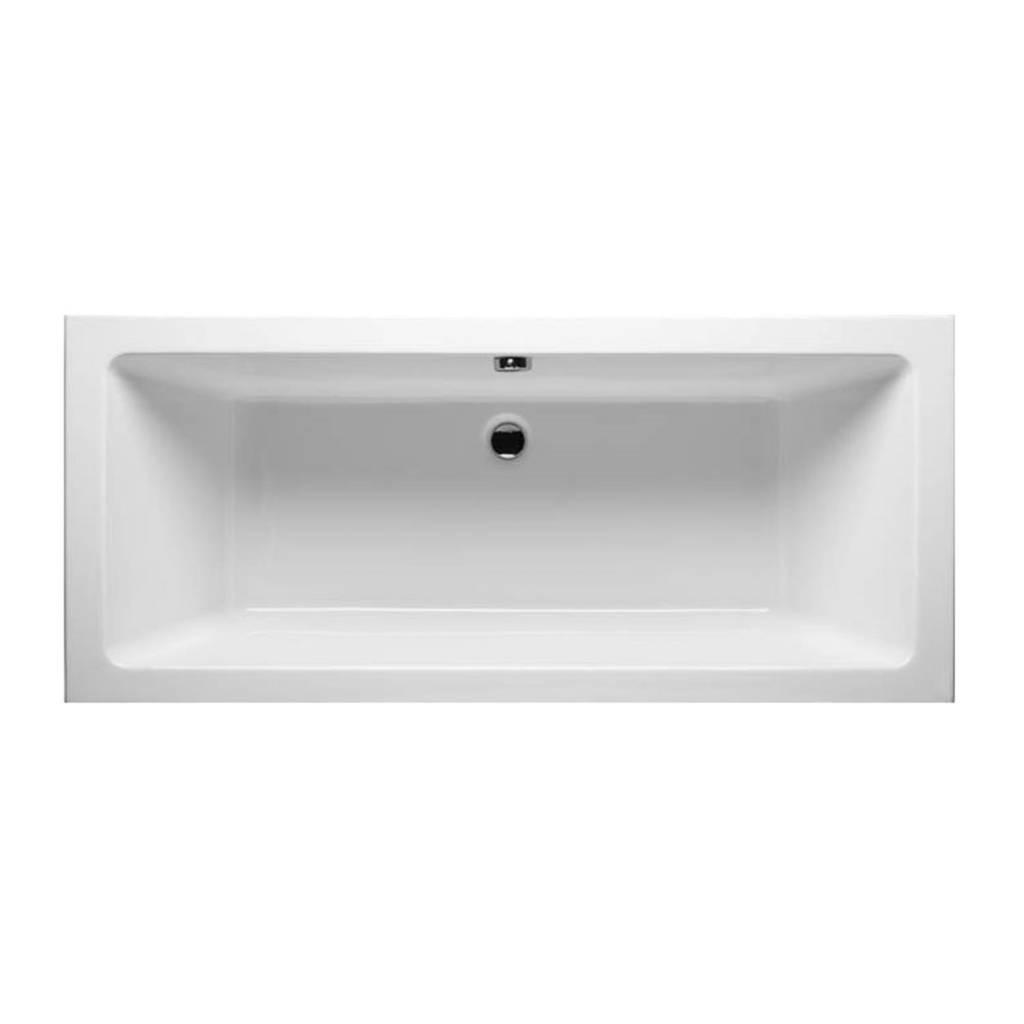 Ligbad Duo Aqua Splash Santino Inbouw 180x80x49 cm Wit : Megadump Tiel ...