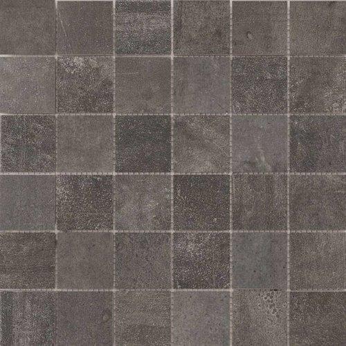 Cristacer Mozaiek Tegel Mont Blanc Negro 33. 3X33. 3Cm (Per Mat)