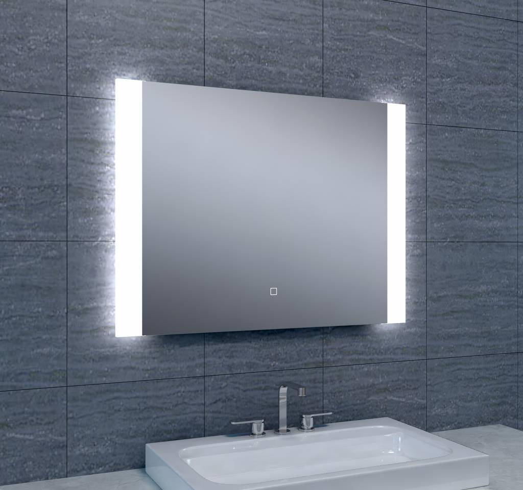 Badkamer spiegel 120 x 60 kopen online internetwinkel for Badkamer spiegel 60x80