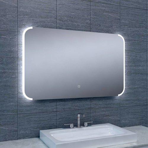 Spiegel Bracket Dimbare Led 60X100 Cm
