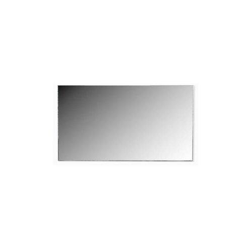 Aqua Splash Tigris spiegel aluminium lijst 1000x600x21