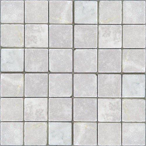 Marmer Beige Natuursteen 10X10 Cm P/M²