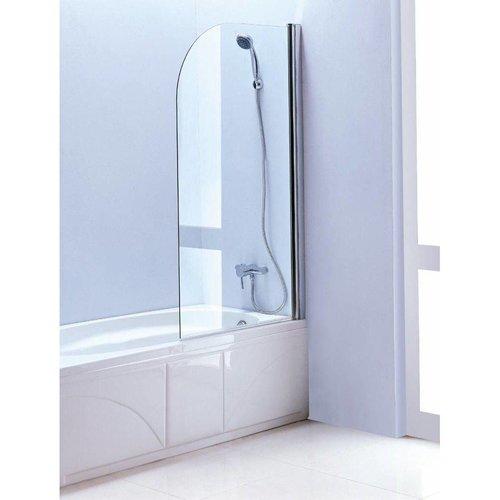 Aqua Royal Draaibare Badwandklapwand 80X140 Cm