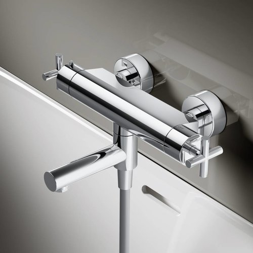 Hotbath Chap Opbouw Bad Thermostaat Zonder Douchegarnituur 020