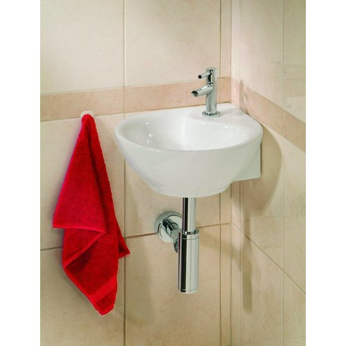 Aqua Splash One Pack Porta Hoekfontein Compleet Wit