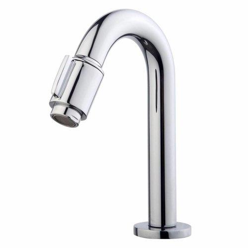 Aqua Splash Toiletkraan Valencia De Luxe Chroom Keramisch Binnenwerk