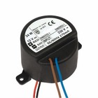 Aquasound Mini inbouw adapter t.b.v. Sound-Bar 5.5 cm rond (24W /12V)