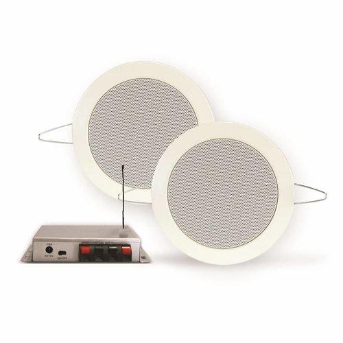 Aquasound Bluetooth Music Center 35 WATT / BT4.0 + Twist Speakerset