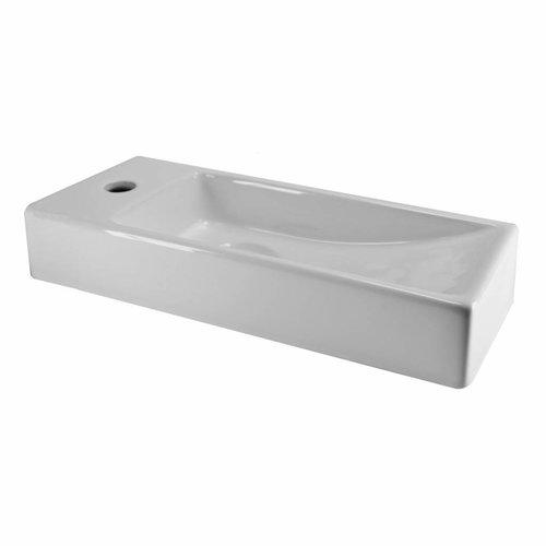 Aqua Splash Fontein Trim Mini 38x14x8 cm (Links of Rechts)