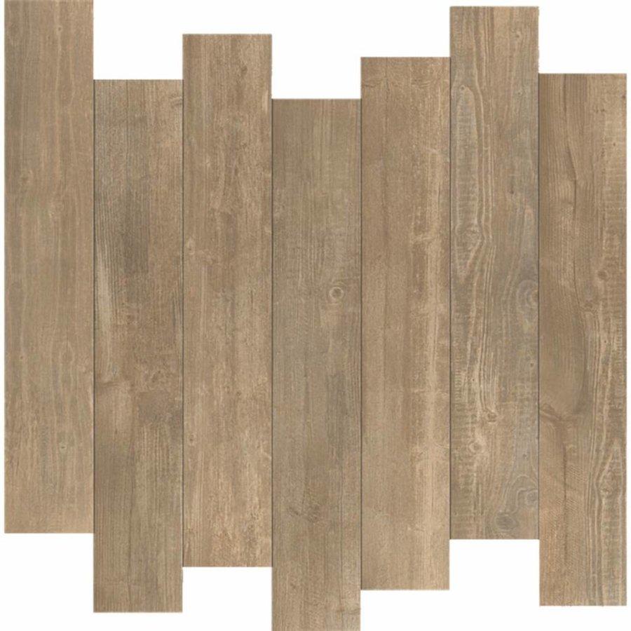 Vloertegel Keope Soul Beige 25x150 cm Per m2