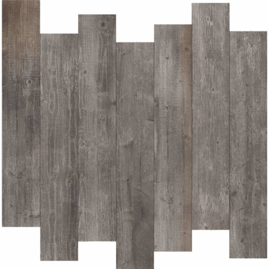Vloertegel Keope Soul Grey 25x150 cm Per m2