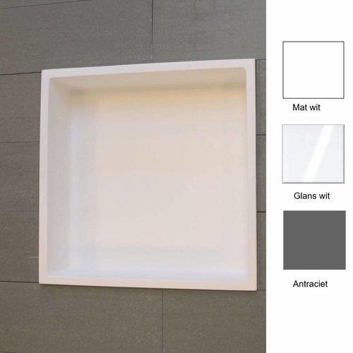 Luca Inbouwnis 29.5x29.5x8 cm (in 3 kleuren verkrijgbaar)